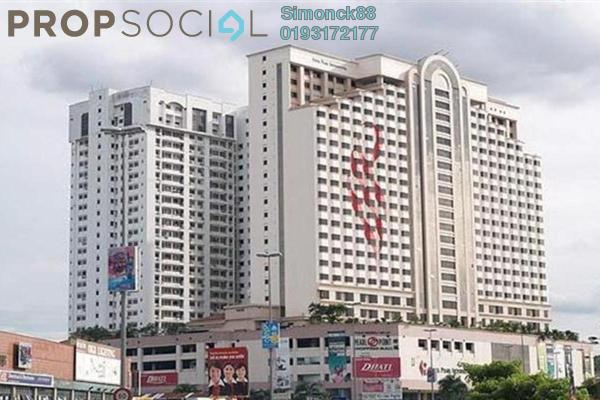 For Sale Condominium at Pearl Point Condominium, Old Klang Road Freehold Semi Furnished 3R/2B 428k