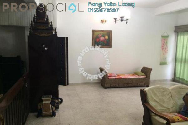 For Sale Terrace at Taman Connaught, Cheras Leasehold Semi Furnished 5R/3B 680k