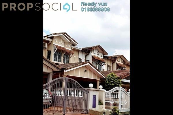 For Sale Terrace at USJ 17, UEP Subang Jaya Freehold Semi Furnished 4R/3B 790k