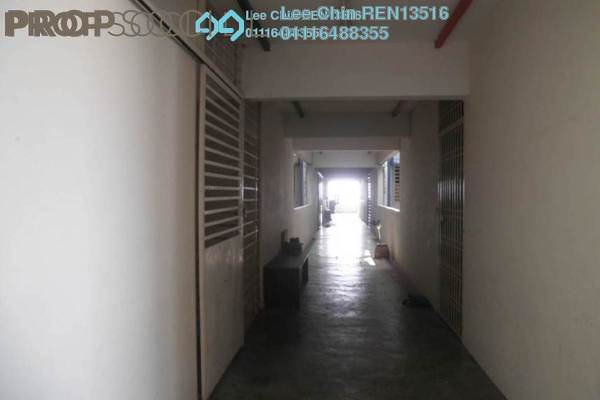 For Sale Apartment at Angsana Apartment, Bandar Mahkota Cheras Freehold Semi Furnished 3R/2B 245k