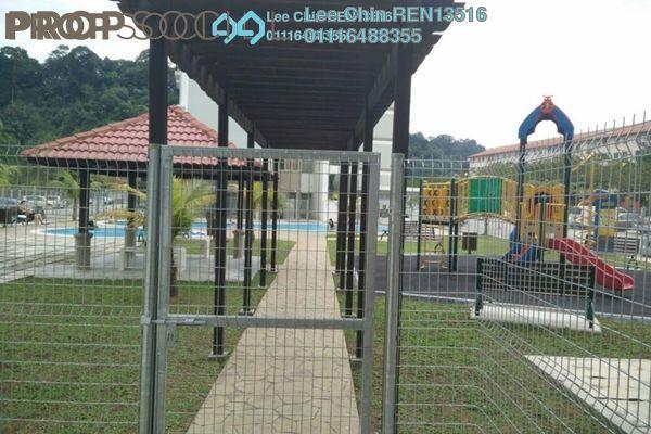 For Sale Condominium at Tiara Hatamas, Cheras Leasehold Semi Furnished 3R/2B 400k