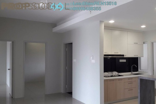 For Sale Condominium at Imperial Residence, Cheras South Freehold Semi Furnished 4R/2B 535k