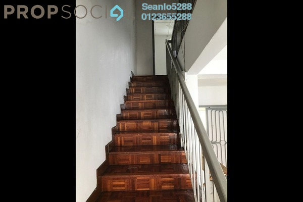 For Sale Terrace at PJS 10, Bandar Sunway Leasehold Semi Furnished 3R/2B 570k
