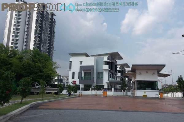 For Sale Condominium at USJ One Park, UEP Subang Jaya Leasehold Semi Furnished 4R/3B 495k