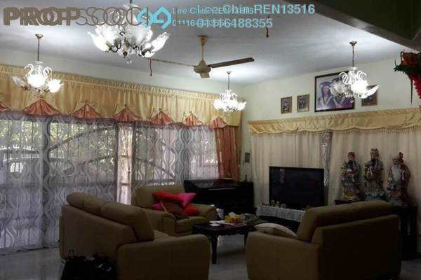 For Sale Bungalow at Taman Ferngrove, Batu 9 Cheras Freehold Semi Furnished 5R/5B 1.88m