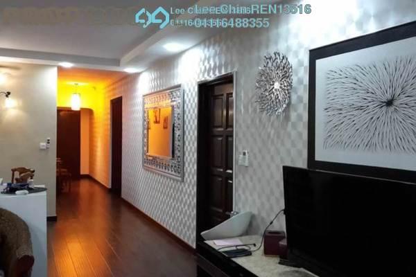 For Sale Condominium at Vista Tasik, Bandar Sri Permaisuri Freehold Fully Furnished 3R/2B 608k