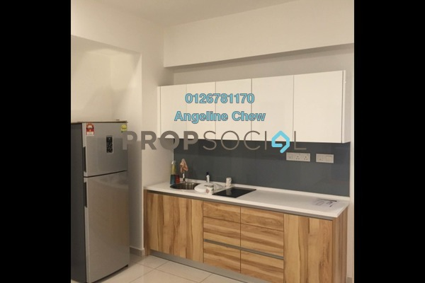 For Sale Condominium at Avenue D'Vogue, Petaling Jaya Leasehold Fully Furnished 1R/1B 535k