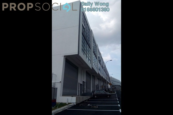 For Rent Factory at Taman Kepong, Kepong Freehold Unfurnished 0R/2B 7k