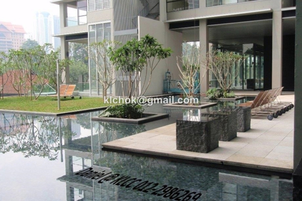 For Rent Condominium at Park Seven, KLCC Leasehold Fully Furnished 3R/5B 11k