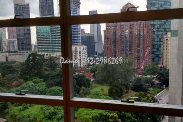 For Sale Condominium at Park Seven, KLCC Leasehold Fully Furnished 3R/5B 2.95m