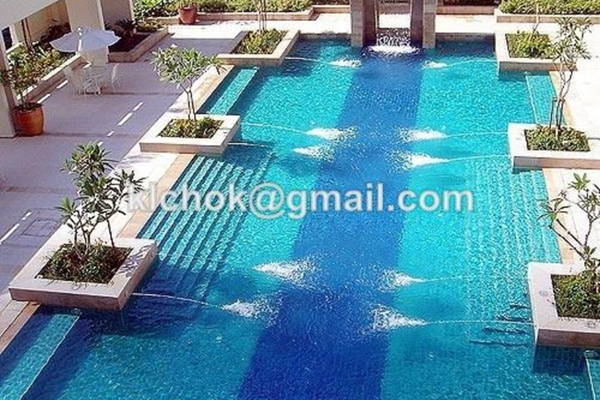 For Rent Condominium at The CapSquare Residences, Dang Wangi Leasehold Semi Furnished 2R/2B 3.3k