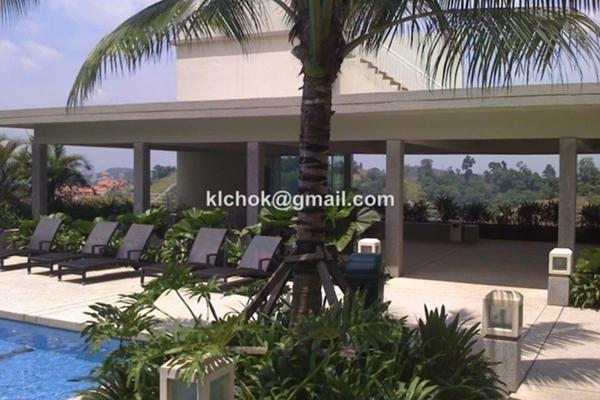 For Sale Condominium at Kiaramas Ayuria, Mont Kiara Leasehold Semi Furnished 3R/3B 1.5m