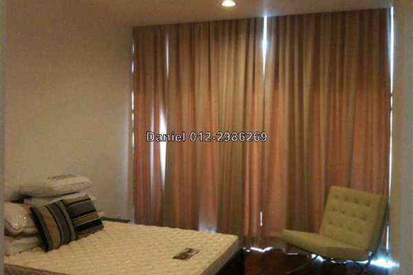 For Sale Condominium at K Residence, KLCC Leasehold Semi Furnished 3R/5B 2.9m