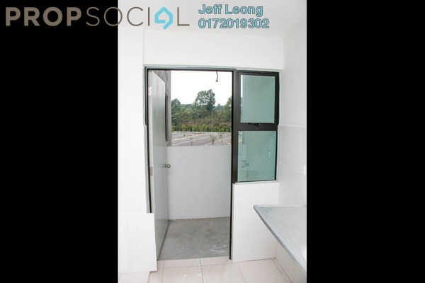 For Rent Apartment at Suria Rafflesia, Setia Alam Freehold Semi Furnished 3R/2B 700translationmissing:en.pricing.unit
