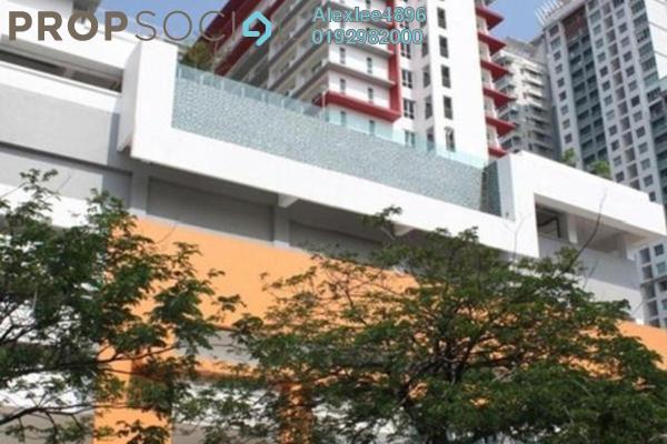 For Sale SoHo/Studio at Neo Damansara, Damansara Perdana Leasehold Fully Furnished 1R/1B 420k
