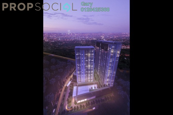 For Sale SoHo/Studio at Ampang Point, Ampang Leasehold Fully Furnished 1R/1B 308k