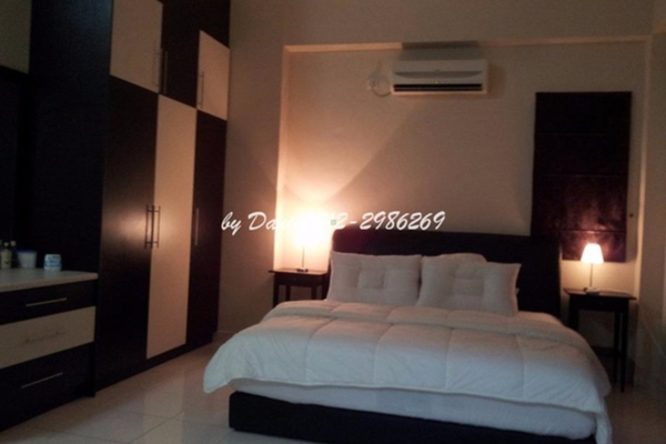 For Sale Condominium at Hartamas Regency 1, Dutamas Leasehold Semi Furnished 4R/3B 1.03m
