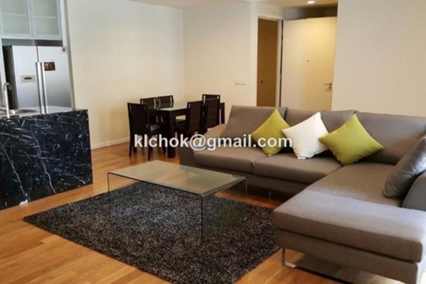 For Sale Condominium at St Mary Residences, KLCC Leasehold Semi Furnished 2R/3B 2.07m