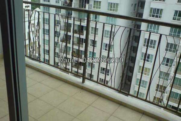 For Rent Condominium at Ken Damansara II, Petaling Jaya Leasehold Fully Furnished 3R/2B 2.6k