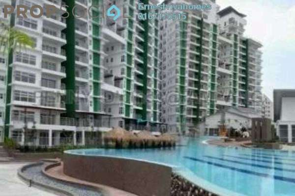 For Rent Condominium at D'Pines, Pandan Indah Leasehold Semi Furnished 3R/2B 1.8k