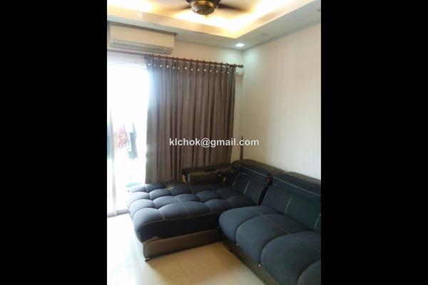 For Rent Condominium at Kuchai Avenue, Kuchai Lama Leasehold Semi Furnished 3R/2B 2k