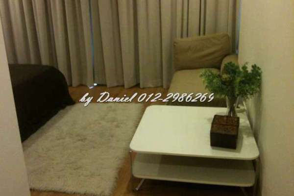 For Sale Condominium at Pavilion Residences, Bukit Bintang Leasehold Fully Furnished 3R/5B 4.5m