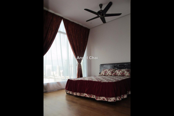 For Rent SoHo/Studio at Soho Suites, KLCC  Fully Furnished 1R/1B 3k