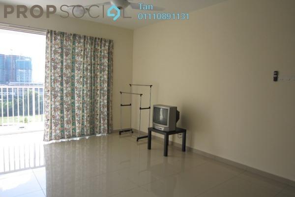 For Sale Condominium at Platinum Lake PV10, Setapak Leasehold Semi Furnished 4R/2B 480k