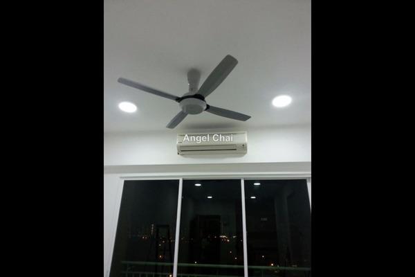 For Rent Condominium at D'Suria Condominium, Ampang Leasehold Unfurnished 3R/2B 2k