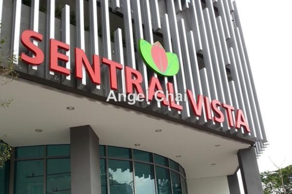 For Rent Office at Sentral Vista, Brickfields Leasehold Unfurnished 0R/0B 4.5k