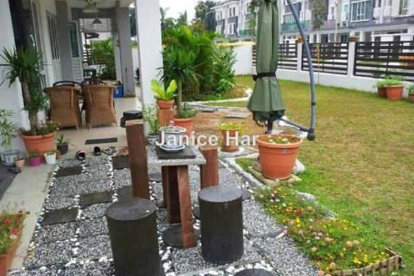 For Rent Terrace at USJ Heights, UEP Subang Jaya Freehold Semi Furnished 5R/7B 6k