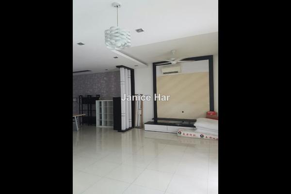 For Rent Terrace at USJ Heights, UEP Subang Jaya Freehold Semi Furnished 5R/5B 3.2k