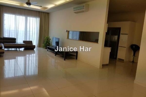 For Rent Condominium at Suasana Bangsar, Bangsar Leasehold Semi Furnished 4R/4B 5.1k