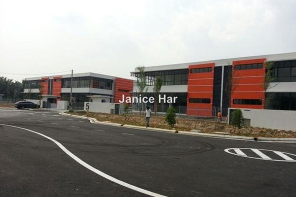 For Sale Factory at Kampung Telok Gong , Port Klang Leasehold Unfurnished 0R/0B 4.85m