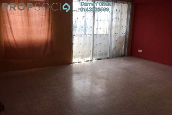 For Rent Apartment at Pandan Indah, Pandan Indah Leasehold Semi Furnished 3R/2B 1.2k