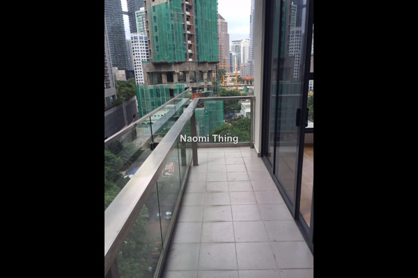For Sale Condominium at Mirage Residence, KLCC Freehold Semi Furnished 3R/3B 1.7m