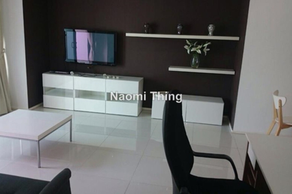 For Sale Condominium at Hampshire Place, KLCC Freehold Semi Furnished 1R/2B 1.1m