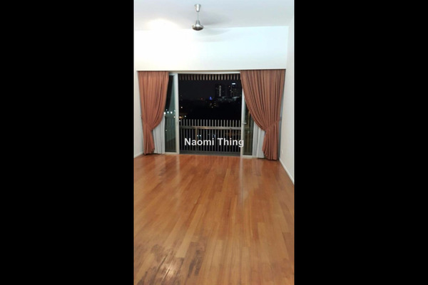For Sale Condominium at Dua Residency, KLCC Freehold Semi Furnished 3R/4B 1.85m