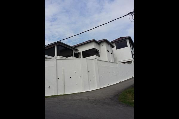 For Sale Bungalow at Bukit Pantai, Bangsar Freehold Semi Furnished 6R/6B 18m