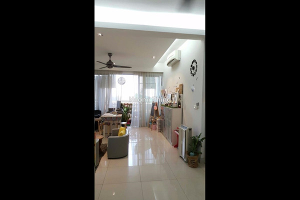 For Sale Condominium at The Westside One, Desa ParkCity Freehold Semi Furnished 1R/1B 800k