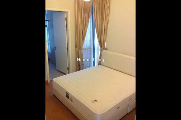 For Rent Condominium at Panorama, KLCC Freehold Semi Furnished 2R/2B 6.5k