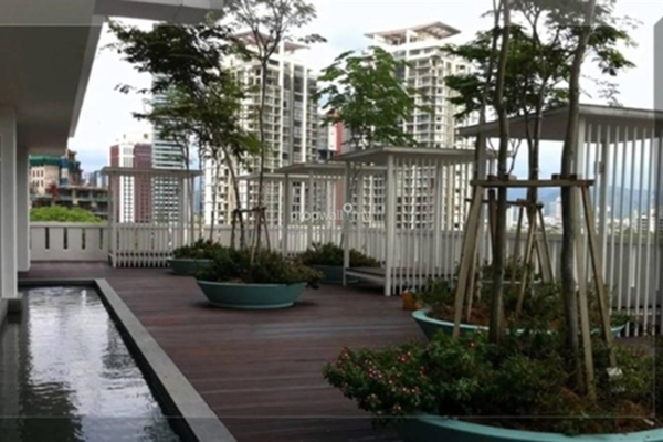 For Rent Condominium at The Pearl, KLCC Freehold Semi Furnished 3R/4B 10.5k
