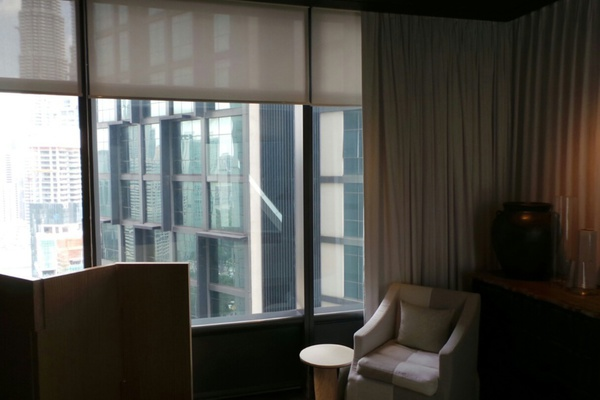 For Rent Condominium at The Troika, KLCC Freehold Semi Furnished 5R/3B 9.5k
