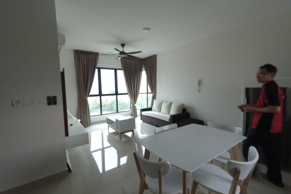 For Rent Condominium at Avantas Residences, Old Klang Road Freehold Semi Furnished 1R/1B 1.8k