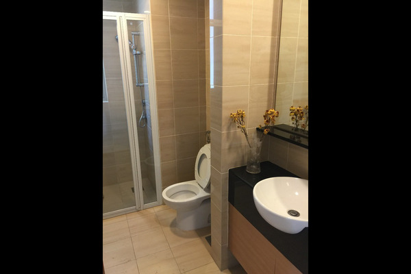 For Rent Condominium at Marc Service Residence, KLCC Freehold Semi Furnished 3R/2B 4.5k