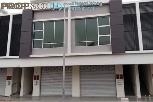 For Sale Shop at Salak Perdana, Sepang Freehold Unfurnished 0R/4B 698k