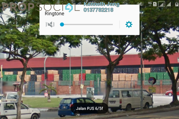 For Sale Factory at Taman Desaria, Bandar Sunway Leasehold Unfurnished 0R/0B 3.8m