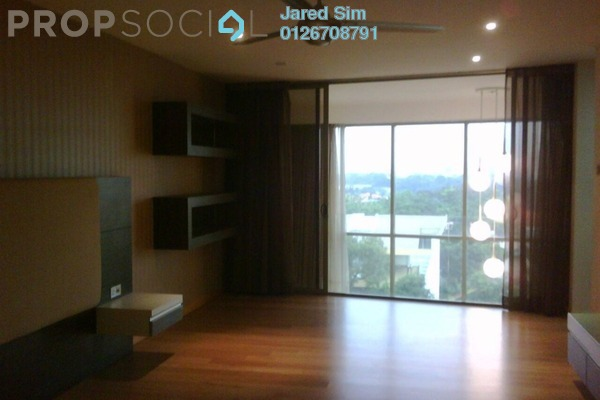 For Rent Condominium at The Loft, Bangsar Freehold Semi Furnished 4R/5B 8.5k