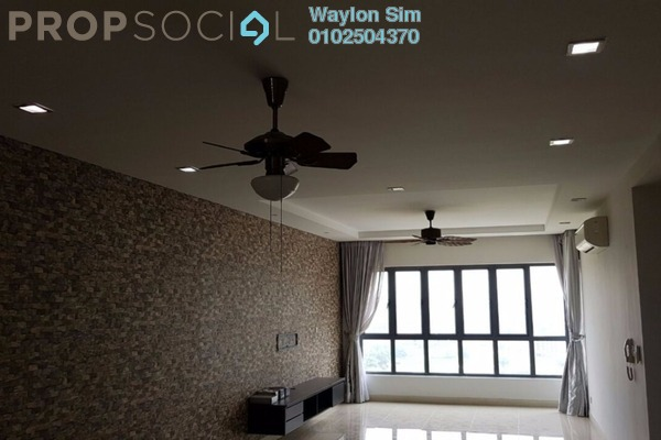 For Sale Condominium at Covillea, Bukit Jalil Freehold Semi Furnished 4R/3B 800k