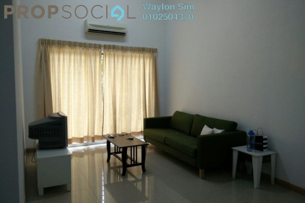 For Rent Condominium at Dynasty Garden, Kuchai Lama Leasehold Fully Furnished 3R/2B 1.8k